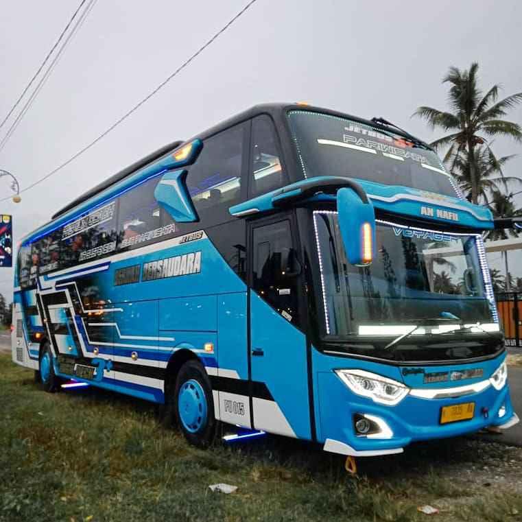 gps tracker bus pati harga termurah angkutan rental sewa pariwisata jet