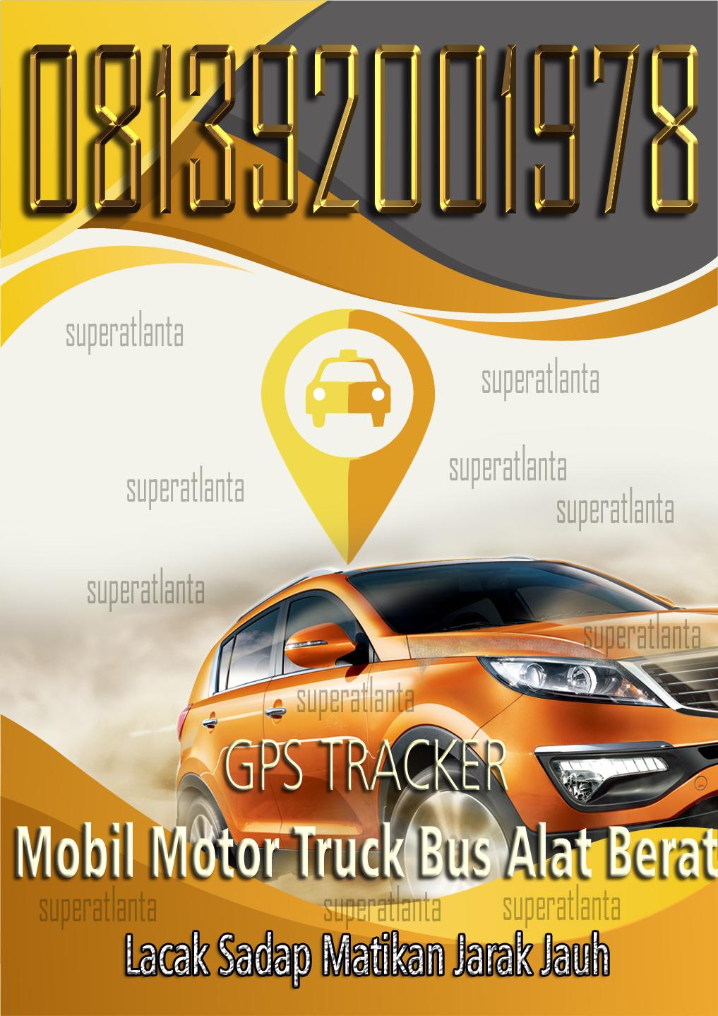 harga gps tracker semarang pasang murah untuk mobil motor truk bus alat berat